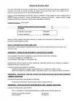 CR du 05 03 2020