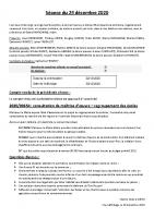 CR du 29-12-2020